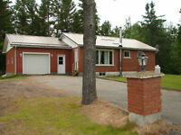 Three Bedroom Home with Acreage Hwy 64 Noelville Ont.