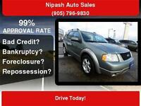 2006 Ford Freestyle SEL, FINANCING AVBL FOR GOOD AND BAD CREDIT!