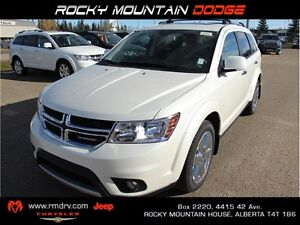 2017 Dodge Journey GT AWD Heated Leather  * Back-up Cam & Park A