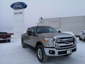 2012 Ford Super Duty F-250 SRW XLT, DIESEL, ACCIDENT FREE, SEATS