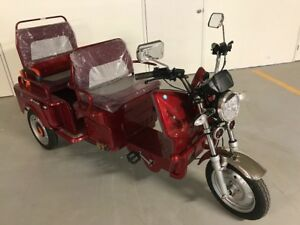 NEW 2-Seat EBIKES *Financing Available*Everyone Approved