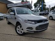 2014 Ford Territory SZ TX (RWD) Silver 6 Speed Automatic Wagon Belconnen Belconnen Area Preview