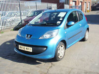 Peugeot 107 by Radcliffe Car Auction, Manchester, Lancashire