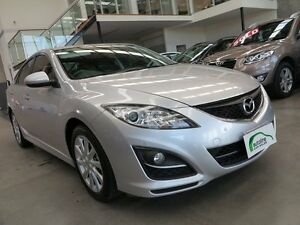2011 Mazda 6 GH1052 MY12 Touring 5 Speed Sports Automatic Hatchback Keilor Park Brimbank Area Preview