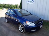 **JUST SOLD**2009 Hyundai Accent  GL w/Sport Pkg Coupe