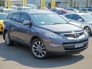 2008 Mazda CX-9 TB10A1 Luxury Grey 6 Speed Sports Automatic Wagon Kings Park Blacktown Area Preview