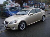 Lexus IS 2.5 SE 4dr, 2006 model, Long MOT, FSH, Clean example