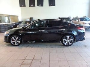 2016 Kia Optima SXL Turbo - Heat+A/C Leather Seats, Heated Wheel