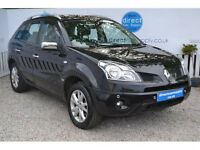 RENAULT KOLEOS Can't get car finance? Bad credit, unemployed? We can help!