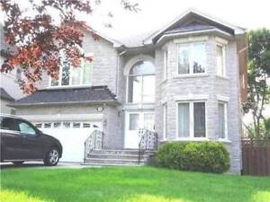 House for Rent North York 5+2 Bed Detached at Bayview & Sheppard