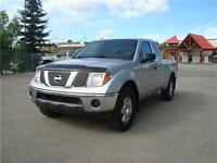 2008 Nissan Frontier SE 4X4 KING CAB