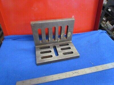 8 X 6 X 5 Slotted Angle Plate  I-878