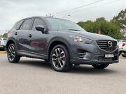 2015 Mazda CX-5 KE1022 Grand Touring SKYACTIV-Drive AWD Grey 6 Speed Sports Automatic Wagon Goulburn Goulburn City Preview