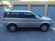 1999 Honda HRV (4x4) SUV Melbourne CBD Melbourne City Preview