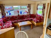 FANTASTIC PRE-OWNED CARAVAN ON NORTH EAST COAST, SITE FEES INCLUDED UNTIL 2019