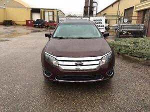 2012 Ford Fusion SEL AWD Warranty  NO PST! SUPER DEAL!!!