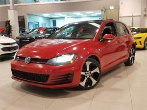 2015 Volkswagen Golf 5-Door Autobahn **VW WARRANTY**