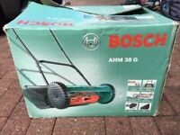 Bosch Manual Lawnmower