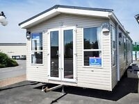 Static Caravan For SALE Skegness Southview Double Glazed Central Heated 3 Bedroom Holiday Home
