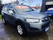 2012 Holden Captiva CG Series II 7 SX (FWD) 6 Speed Automatic Wagon Brooklyn Brimbank Area Preview