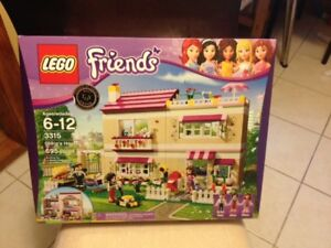 Brand New. Unopened. LEGO Friends Olivia's House 3315