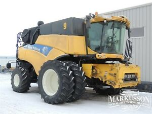 2012 New Holland CR9090 Elevation - 591hp, LOADED! 0%-24MOS OAC