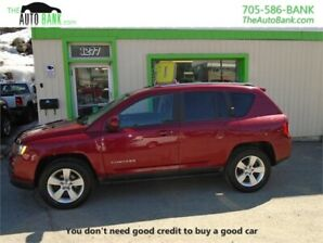 2014 Jeep Compass North 4X4| BAD CREDIT APPROVED