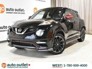 2017 Nissan Juke NISMO AWD; SMART KEY, NAV, 360 DEGREE CAMERA, S