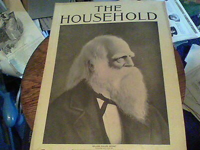 July 1898 The Household, recipes, ice cream, fruit - Fruit Syrup Recipe