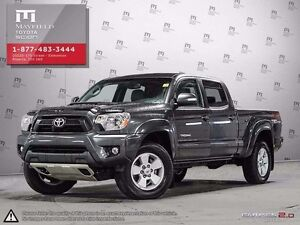 2015 Toyota Tacoma Double Cab TRD sport premium package 4x4