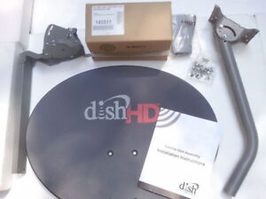 DISH NETWORK 1000.2 WEST 500 PLUS  DP SW44 DISHES LNB's