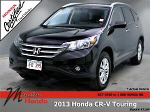 2013 Honda CR-V Touring (A5)