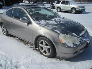 2003 Acura RSX	AUTOMATIC LEATHER
