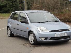 Ford Fiesta ** 55 reg ** DIESEL *** £1150