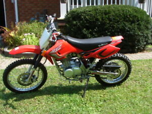 Baja 125 DR (4 stroke) Price REDUCED