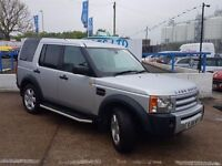 LAND ROVER DISCOVERY 2.7 3 TDV6 HSE 5d AUTO 188 BHP PRICED LOW FOR GREA (silver) 2006