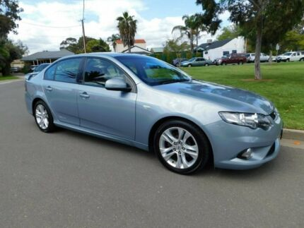 2008 Ford Falcon FG XR6 Silver 6 Speed Sports Automatic Sedan Somerton Park Holdfast Bay Preview