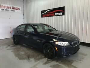 2011 BMW 5 Series 535i xDrive M SPORT/LEATHER/NAVI H.U.D/B.CAM