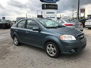 2009 CHEVROLET AVEO LT |AUTOMATIC|INCLUDES WINTER TIRES|2 KEYS