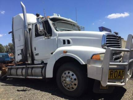Sterling Primemover,Truck Wrecking,04,Cat C15,hydraulics,eaton 18