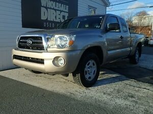 2008 Toyota Tacoma TRUCK ACCESS CAB 4 PASSENGER 2WD 5 SPEED SR5