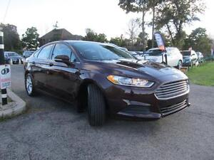 "2013 Ford Fusion SE ""LOW MILEAGE"" NO ACCIDENTS"" REAR CAMERA Oakville / Halton Region Toronto (GTA) image 2"