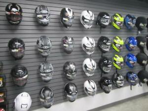 Huge Motorcycle helmet sale on now at Cooper's Motorsports!