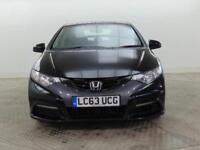 2013 Honda Civic I-DTEC SE-T Diesel black Manual