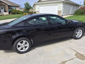 2008 Pontiac Grand Prix Sedan SAFETIED $2900 Firm NEED GONE ASAP