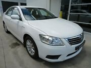 2009 Toyota Aurion GSV40R AT-X White 6 Speed Sports Automatic Sedan Glendale Lake Macquarie Area Preview
