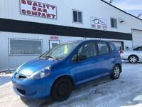 2007 Honda Fit LX w/Cruise P.W. P.D.L. Auto. Air. $5450 Red Deer Alberta Preview