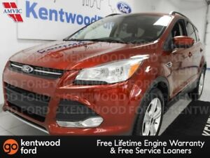 2014 Ford Escape SE FWD with NAV, back up cam, heated power seat