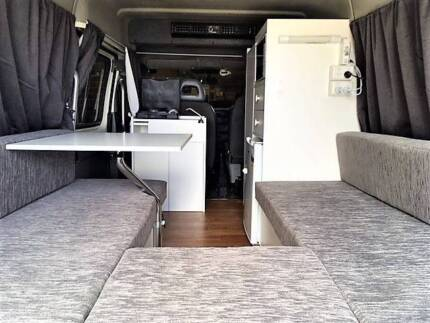 Excellent Campervan - Brand New Fit Out