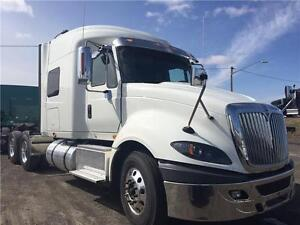 2017 Int'l ProStar Low Roof - High HP!